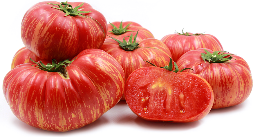 Red Zebra Tomatoes picture