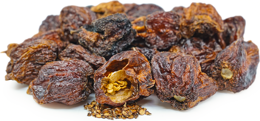 Dried Scotch Bonnet Peppers picture
