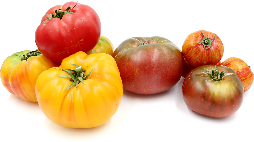 Mixed Heirloom Tomatoes picture