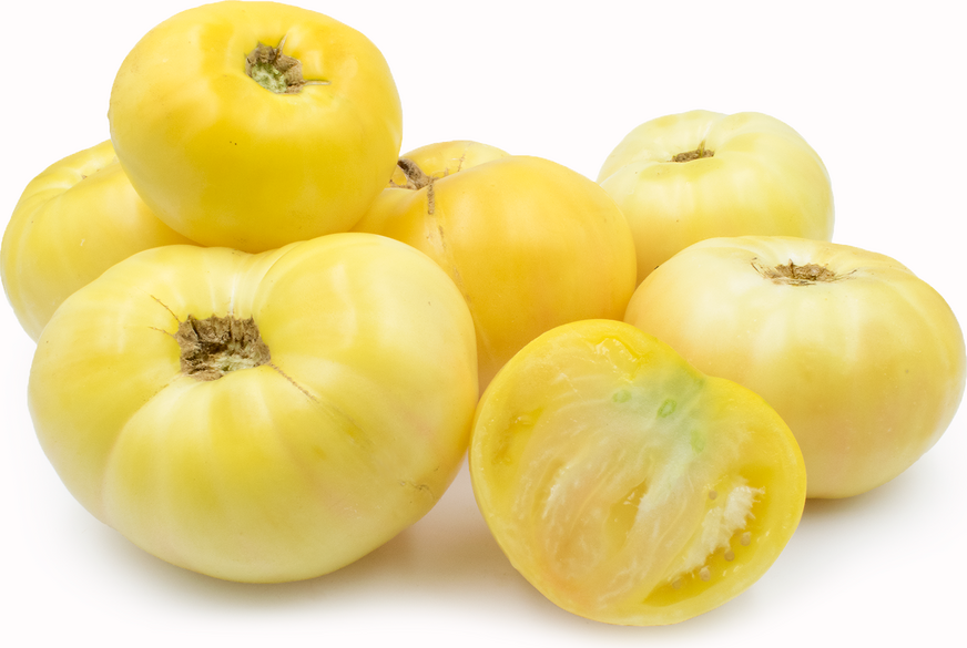 Great White Heirloom Tomatoes picture