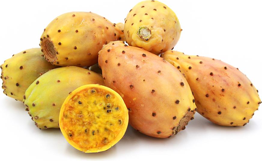 Yellow Cactus Pears picture