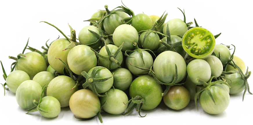 Green Cherry Tomatoes picture