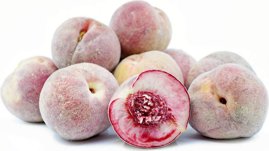 White Blood Peaches picture