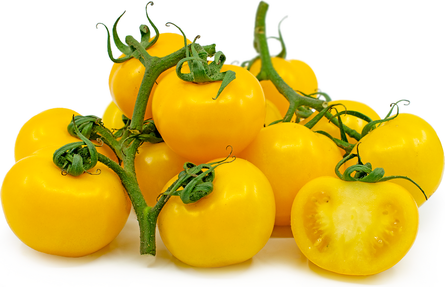 On The Vine Yellow Tomatoes picture