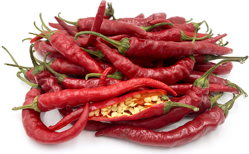 Hot Portugal Chile Peppers picture