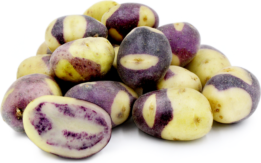 Blushing Violet Potatoes picture