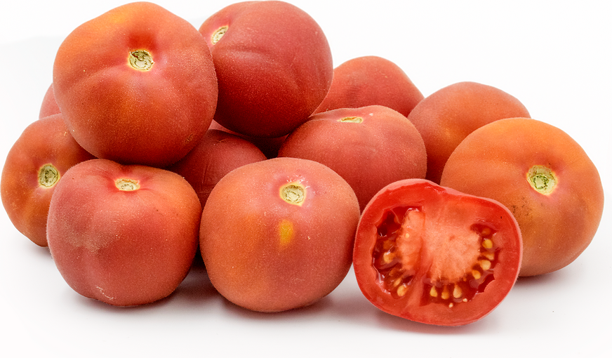 Red Peach Heirloom Tomatoes picture