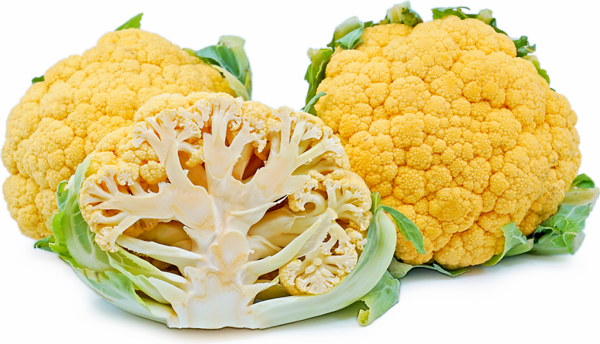 Orange Cauliflower picture