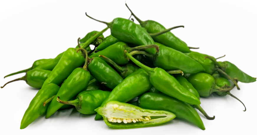 Bullet Chile Peppers picture