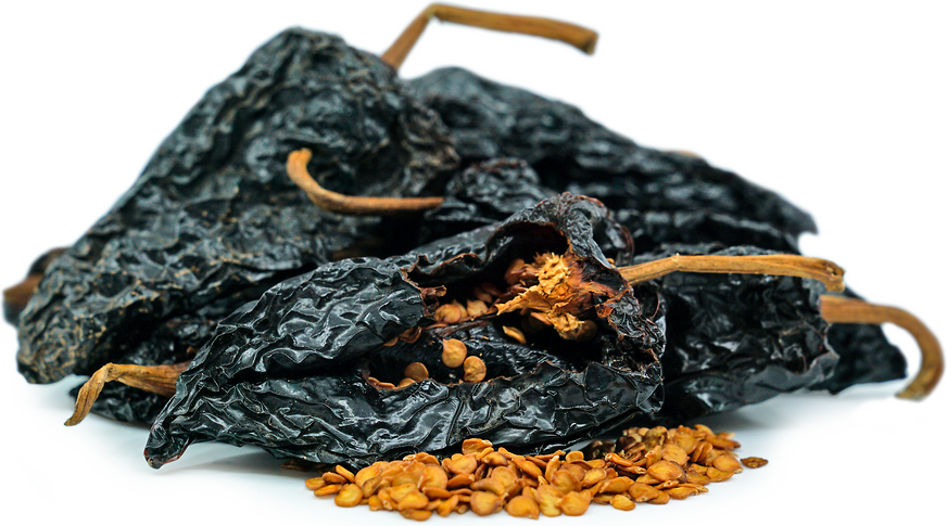 Dried Pasilla Mixe Peppers picture