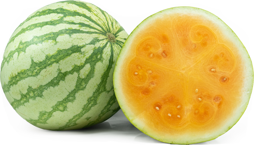 Orange Watermelon picture