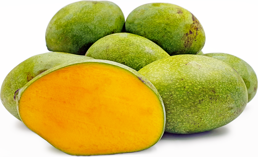 Yellow Manalagi Mangoes picture