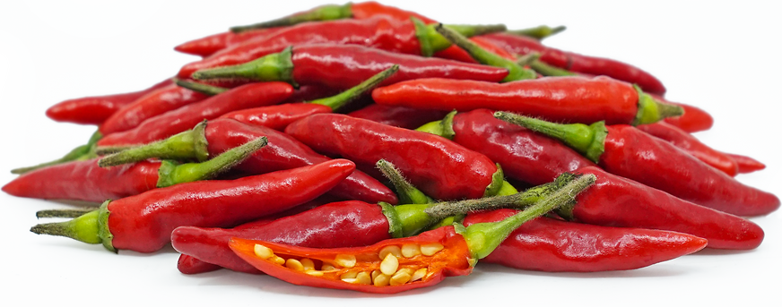 Red Cobra Chile Peppers picture