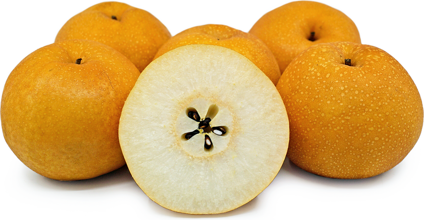 Butterscotch Pears picture