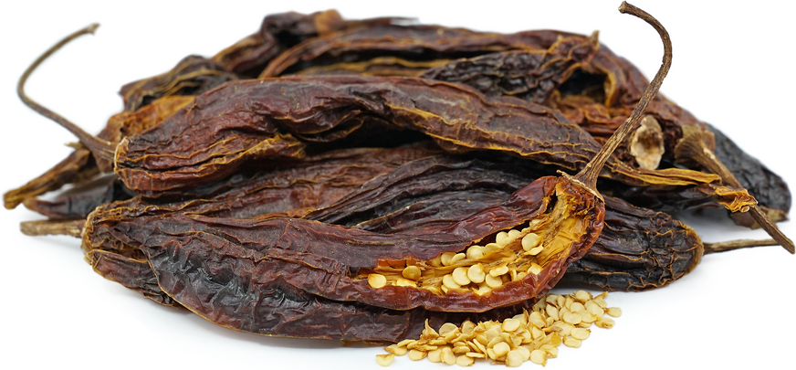 Dried Aji Amarillo Peppers picture