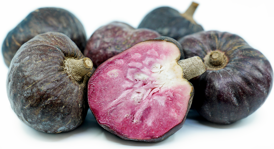Purple Custard Apples picture