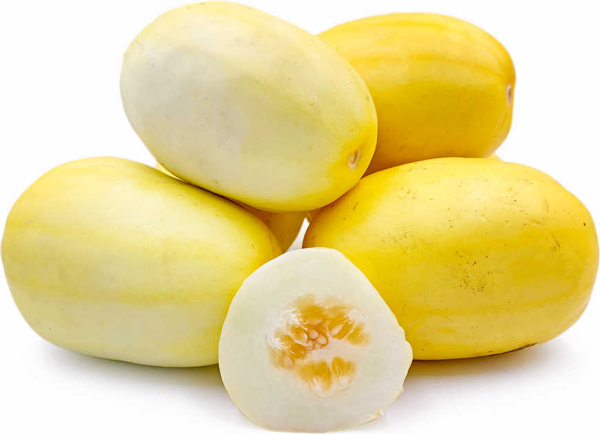 Yellow Melons picture