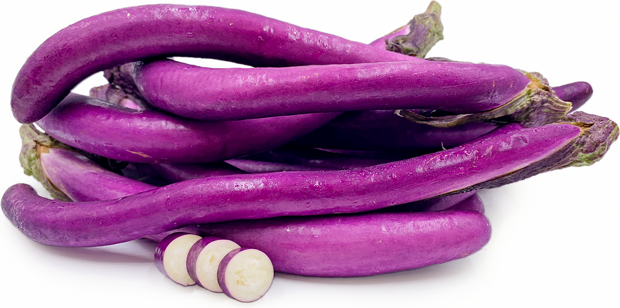 Purple String Eggplant picture