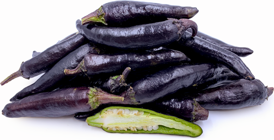 Murasaki Purple Peppers picture