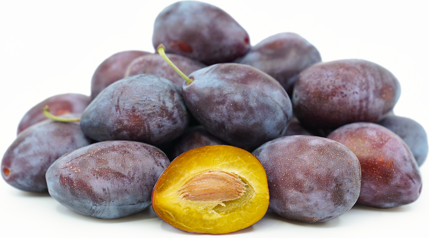 Sutter Prune Plums picture