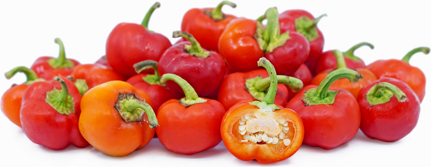 Mini Red Bell Peppers picture