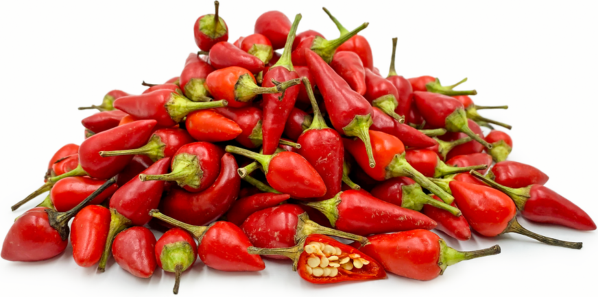 Uzbek  Hot Chile Peppers picture
