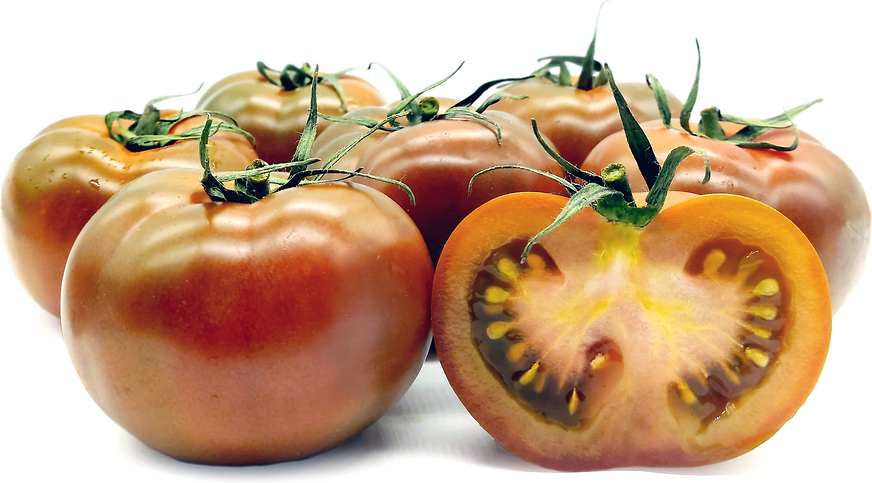 Black Prince Heirloom Tomatoes picture