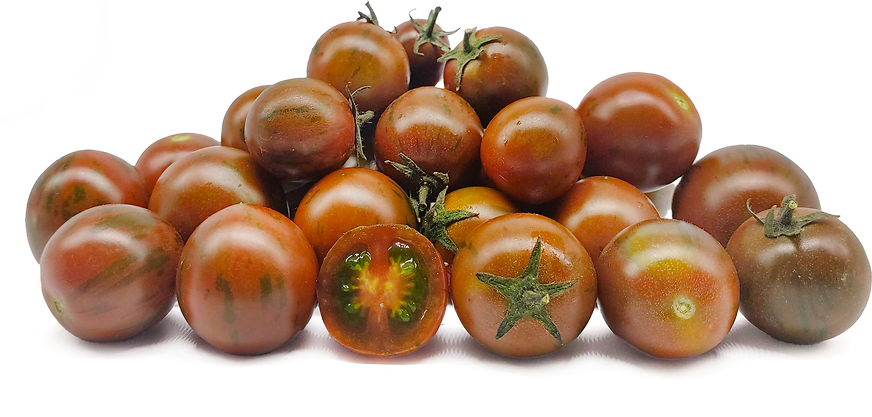 Cherry Black Prince Tomatoes picture