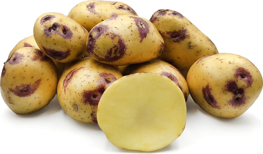 Blue Belle Potatoes picture