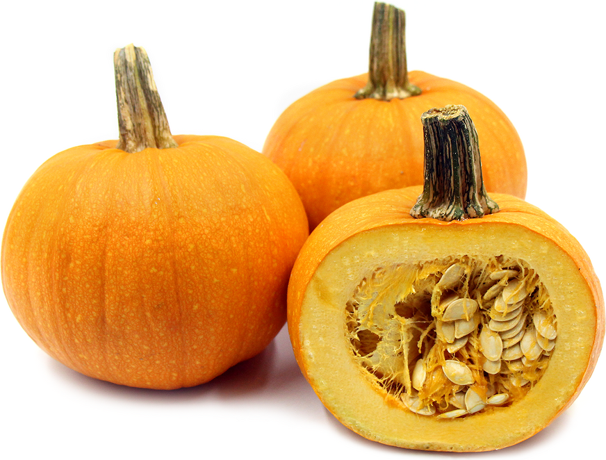 Organic Sugar Pie Pumpkins Information  Recipes And Facts