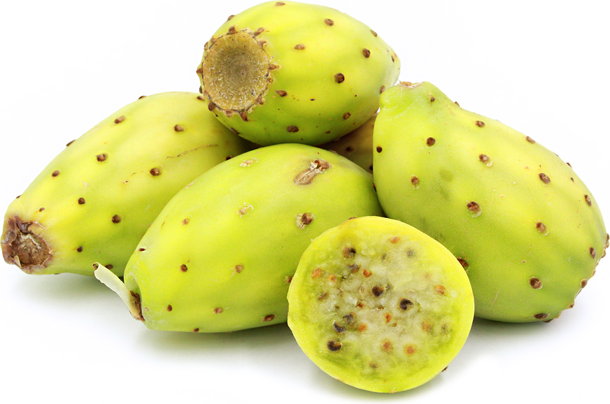 Green Cactus Pears picture