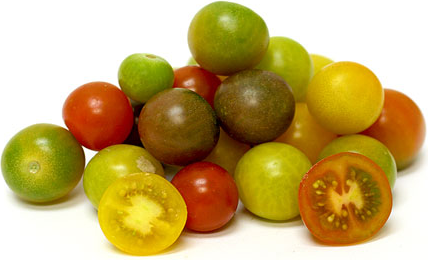 Heirloom Mix Cherry Tomatoes picture