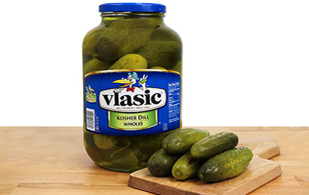 Whole Dill Pickles picture