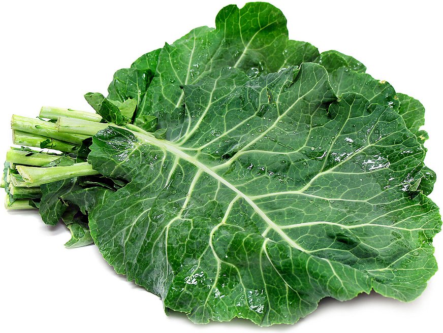 Organic Greens Collard picture