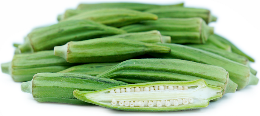 Green Okra picture