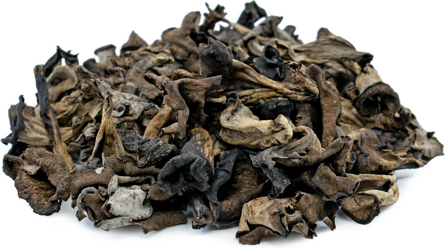 Dried Trumpet Mushrooms picture