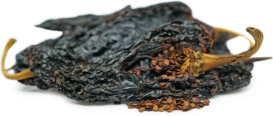 Dried Mulato Chile Peppers picture