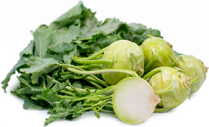 Green Kohlrabi Information And Facts
