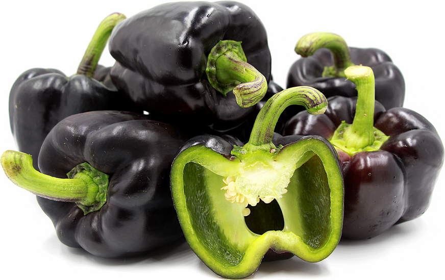 Purple Holland Bell Peppers picture