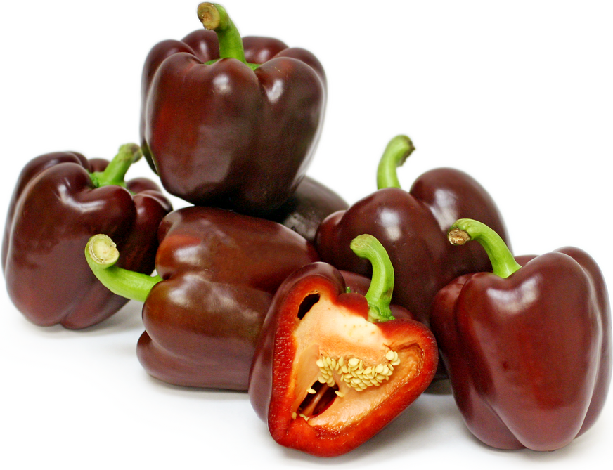 Brown Holland Bell Peppers picture