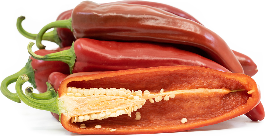 Red Anaheim Chile Peppers picture