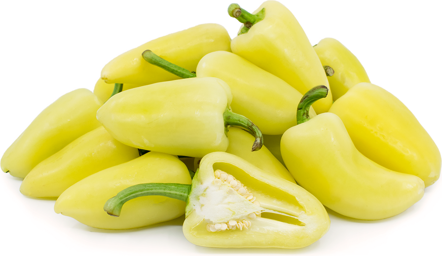 Yellow Chile Peppers picture
