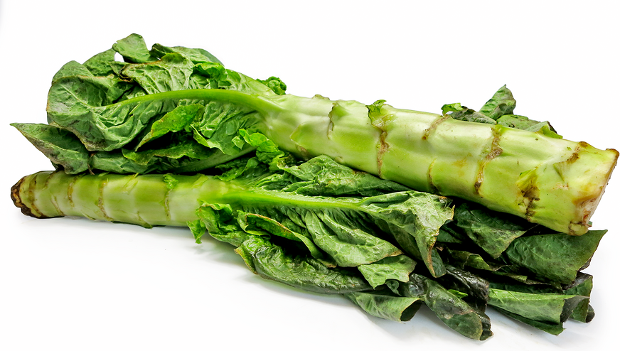 Image of Asparagus lettuce