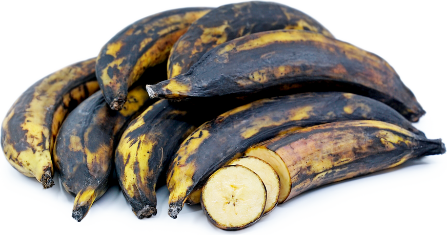 Black Plantain Bananas picture