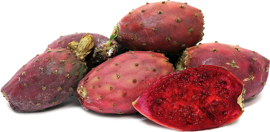 Foraged Red Prickly Pear Cactus Fruit picture