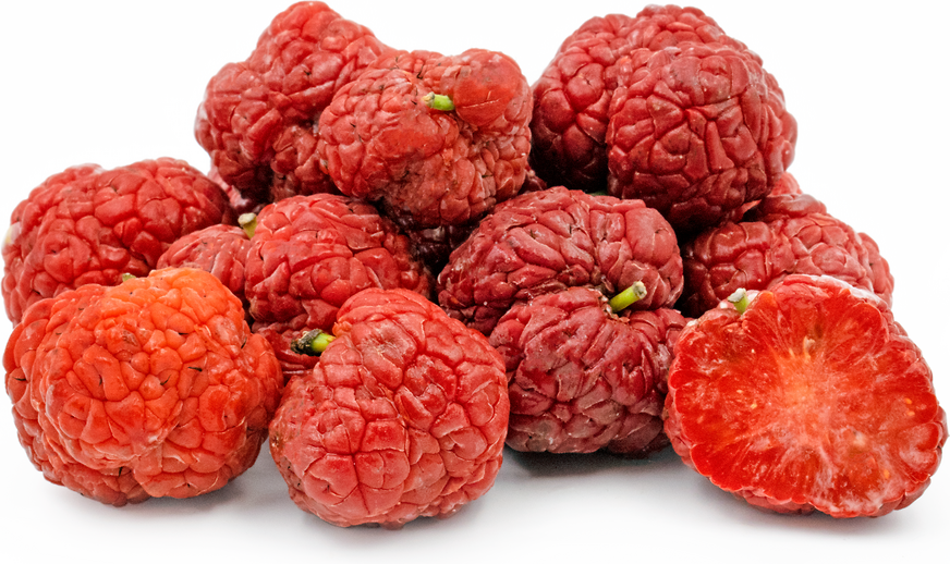 Red Chinese Mulberries picture
